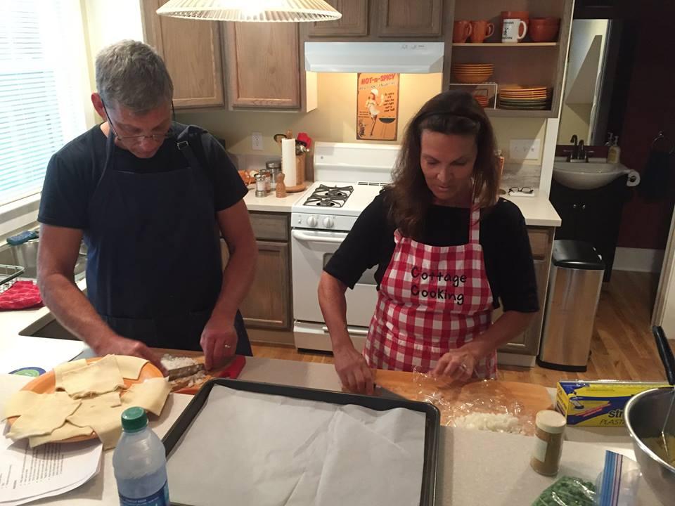 making-samosas